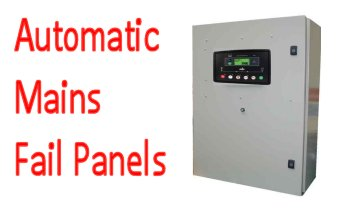 Three Phase AMF panels