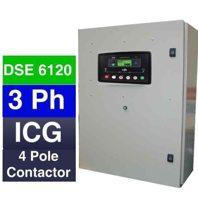 AMF Panel DSE 6120