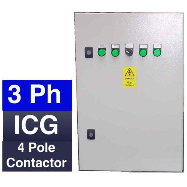 ATS 3 PHASE UVR, ICG CONTACTORS