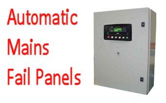 Three Phase AMF panels