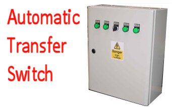 Automatic Transfer Switch (ATS) Mains-Generator