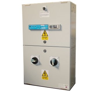 Automatic Transfer Switch plus Single Line Bypass