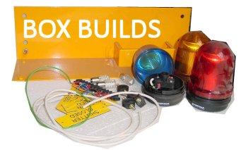Electro-mechanical Sub Assemblies (Box Builds)