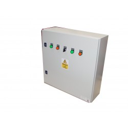 200A ATS Single Phase 230V, UVR Controlled, ICG Contactors
