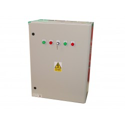400A ATS 3 Phase Mains-Mains 400V, UVR Controlled, ABB Contactors