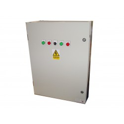 250A ATS Single Phase 230V, UVR Controlled, ICG Contactors