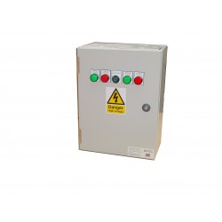 60A ATS 3 Phase Mains-Mains 400V, UVR Controlled, ABB Contactors