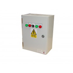 100A ATS Single Phase 230V, UVR Controlled, ICG Contactors