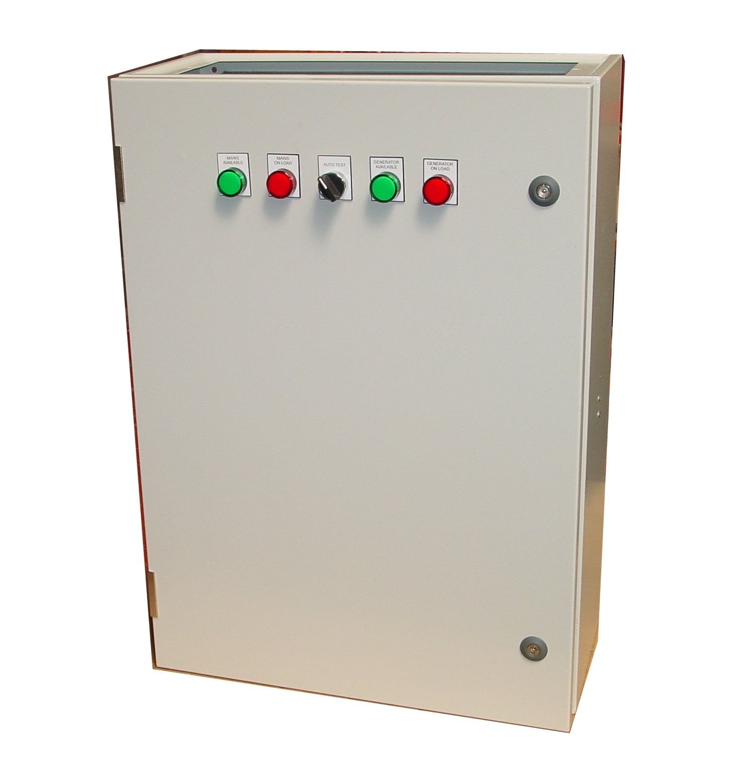 160A ATS 3 Phase 400V, UVR Controlled, ABB Contactors