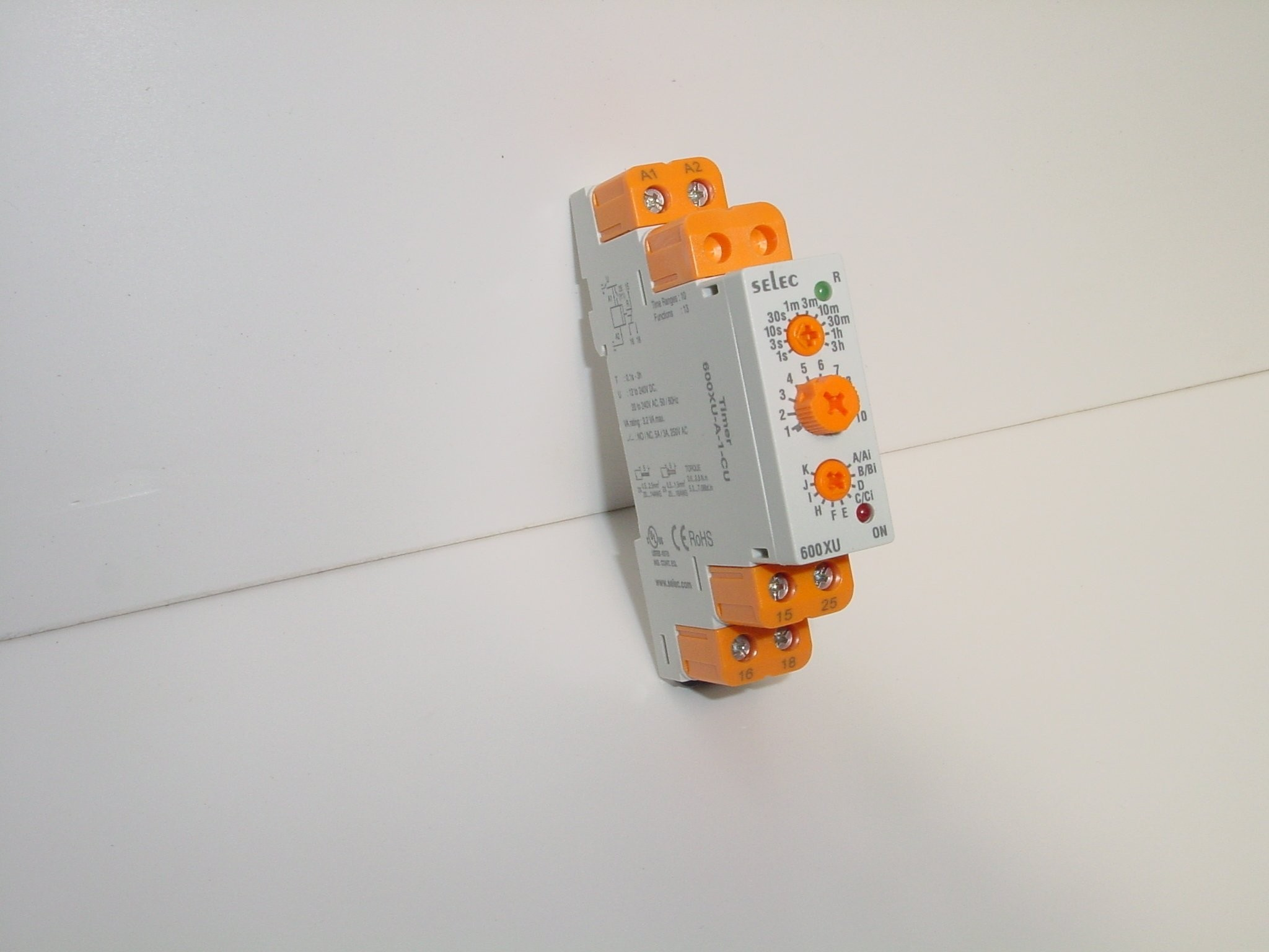 MULTI FUNCTION TIME RELAY SELEC