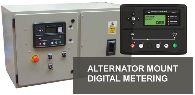 Digital Alternator Mount