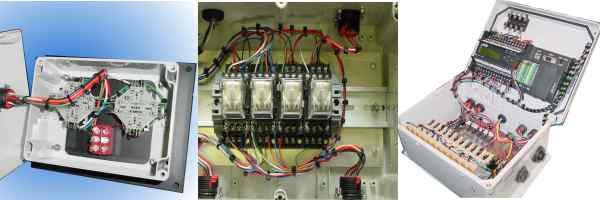 Full Box Build assembly services for electro mechanical sub assemblies