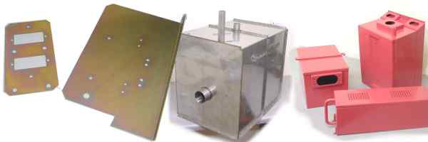 sheet metal fabrication contract manufacture